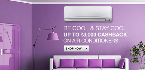 5% off on Select AC