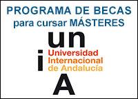 Becas para Másteres Universidad Internacional de Andalucía