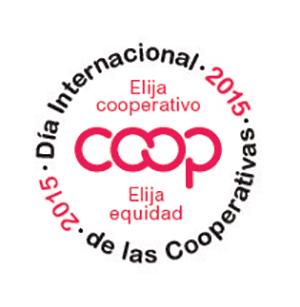 Logo del Día Internacional de las Cooperativas