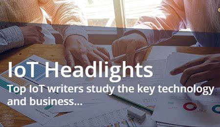 IoT Headlights
