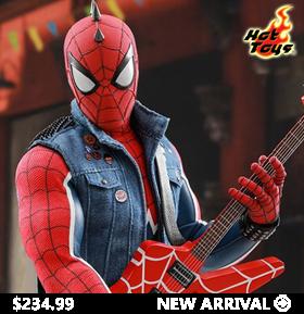 Marvel's Spider-Man VGM32 Spider-Man (Spider-Punk Suit) 1/6 Scale Collectible Figure