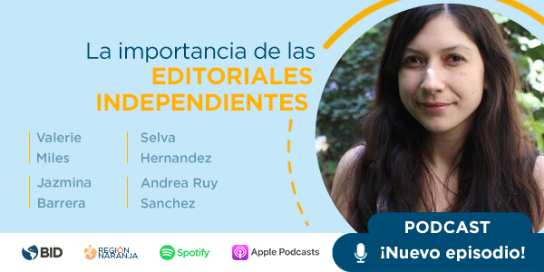 La importancia de las editoriales independientes. POTCAST