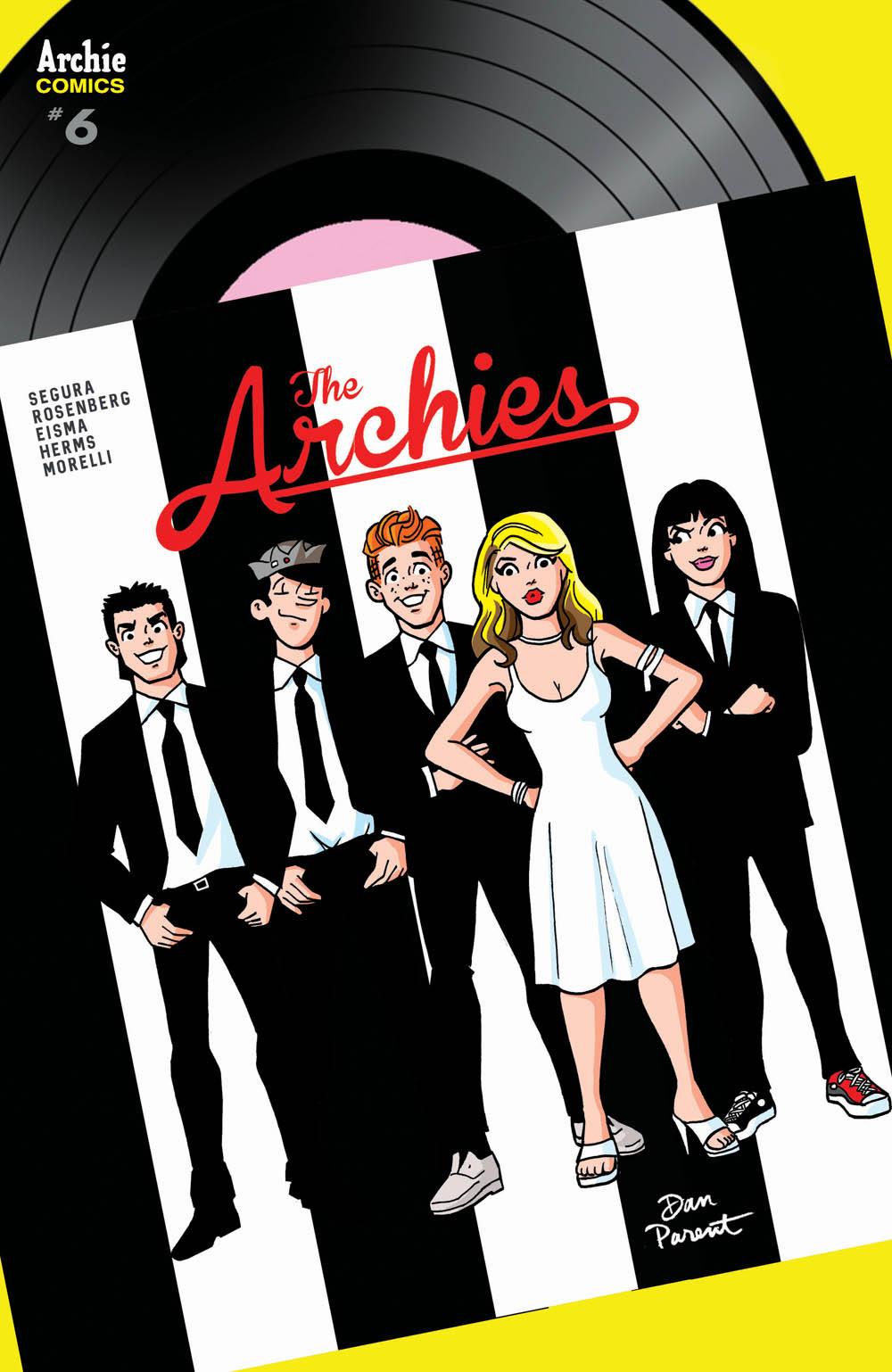 The Archies #6: CVR B Parent