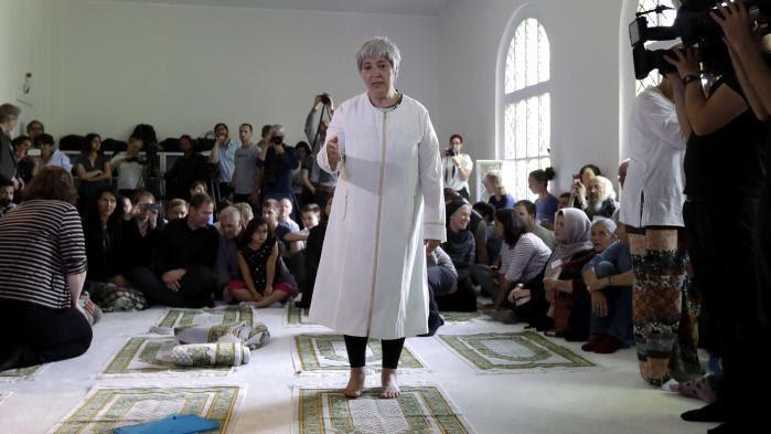 VIDEO. En Allemagne, une femme inaugure une mosquée libérale ouverte aux femmes non voilées et aux homosexuels