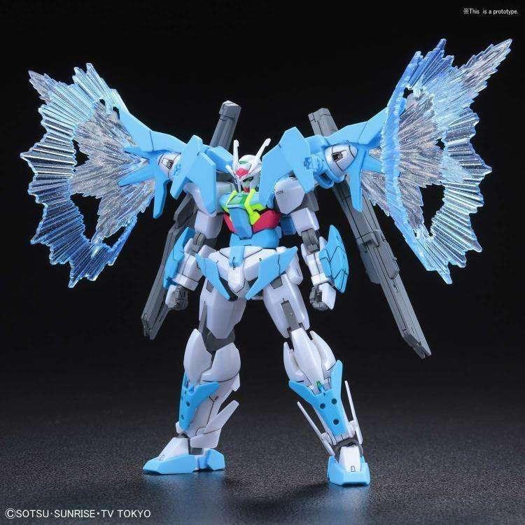 Image of Gundam HGBD 1/144 Gundam 00 Sky (Higher Than Sky Phase) Model Kit