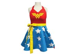 DC COMICS WONDER WOMAN FASHION APRON