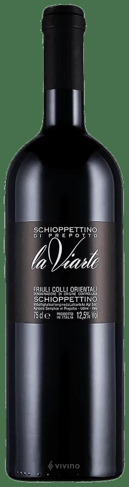 La Viarte Schioppettino di Prepotto 2009 | Wine Info