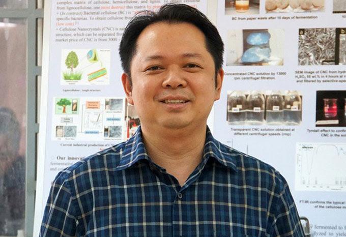 PGS Nguyễn Đình Quân