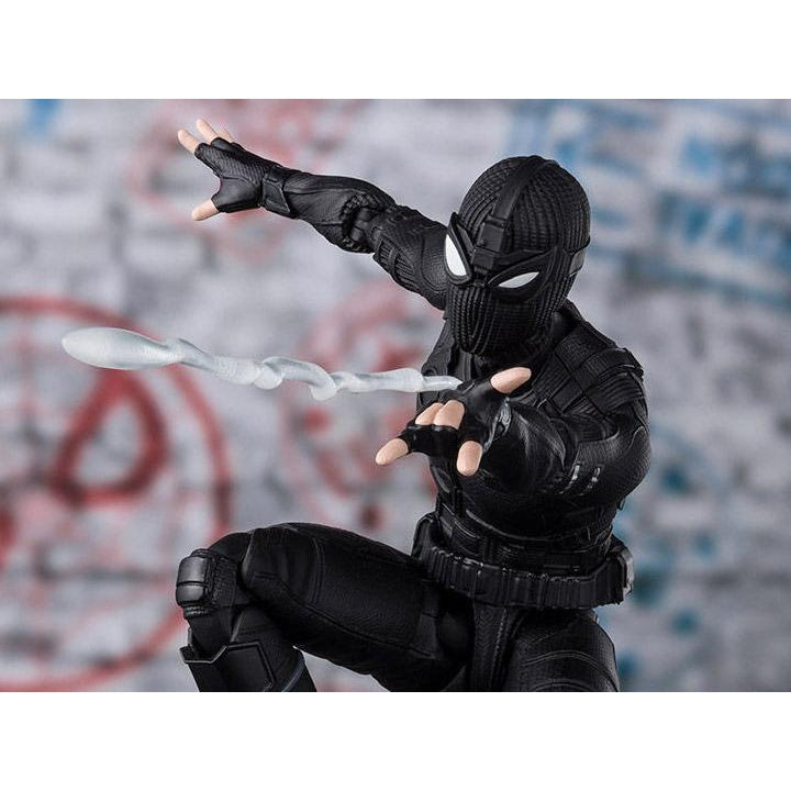 Image of Spider-Man: Far From Home S.H.Figuarts Spider-Man (Stealth Suit)