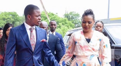 Shepherd Bushiri and his wife Mary appeared in the Pretoria high court on Monday. File photo.