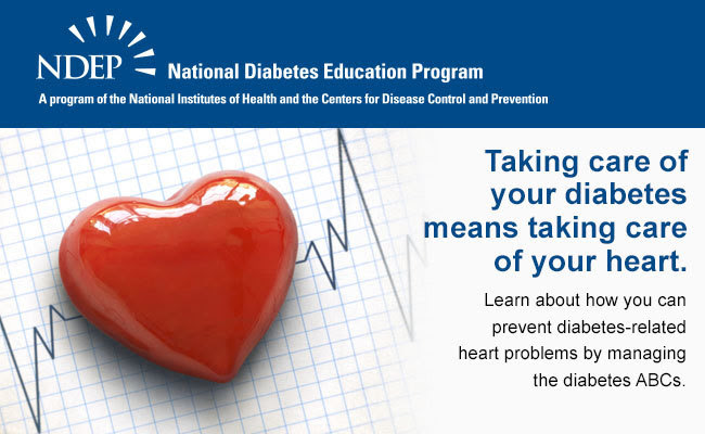 Taking Care of Diabetes Means Taking Care of Your Heart
