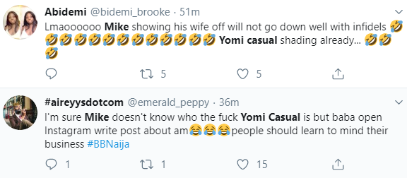 Nigerians drag Yomi Casual after he criticized BBNaija