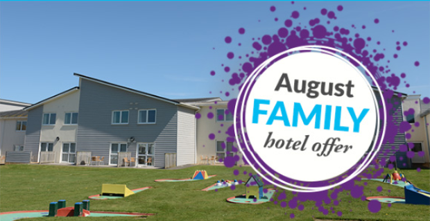 Coryde Bay UNISON holiday resort August family offer