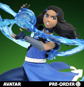 Avatar: The Last Airbender Gallery Katara Diorama