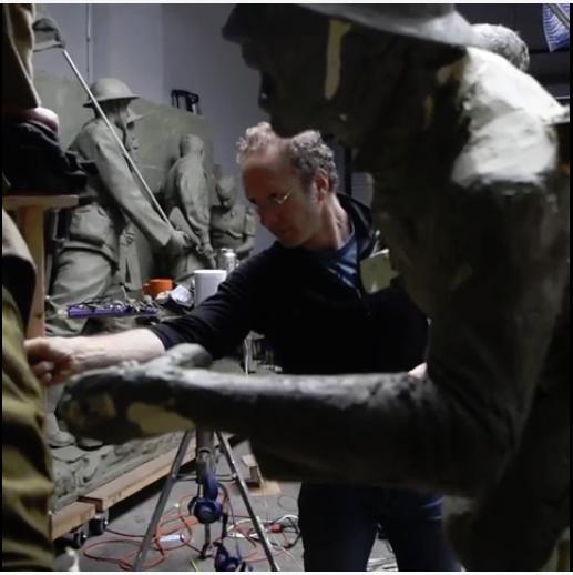 Sculpture video NJ