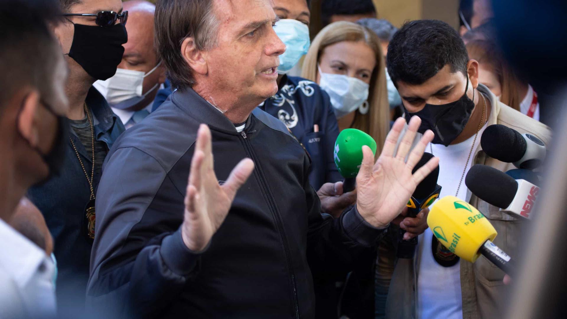 Bolsonaro ignora apelos e formaliza no Senado pedido de impeachment de Moraes, do STF