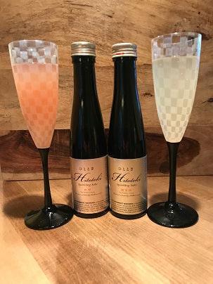 Sake Surprise – A Sparkling Sake Taster Set B