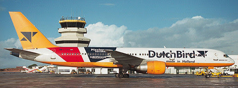 Boeing 757-200 Dutch Bird PH-DBH | is due: August 2019