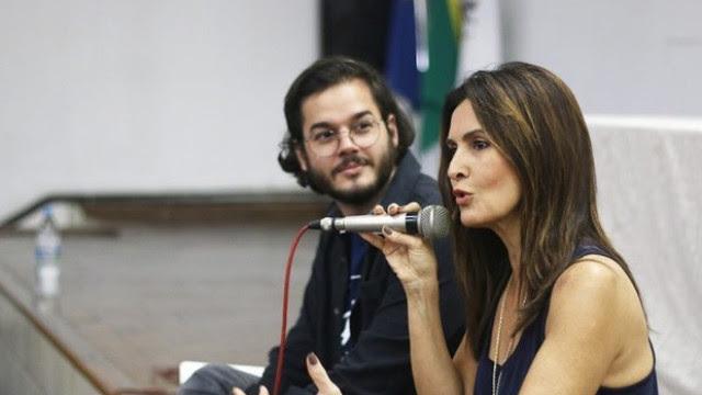 Túlio Gadêlha se declara a Fátima: 'Linda, sensata e inteligente'
