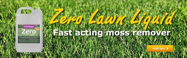 Zero Lawn Banner