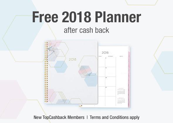 FREE 2018 Planner! ✏ 📋 📘...