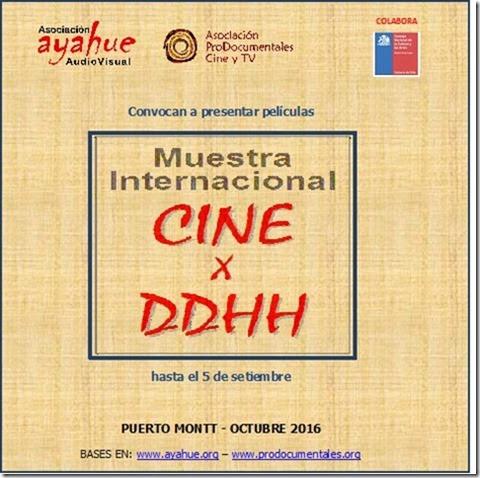 Muestra Internacional cine por los Derechos Humanos