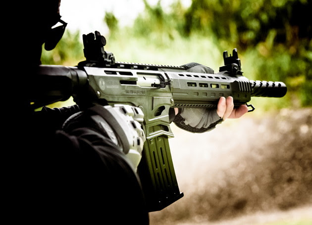 AR 12 in action