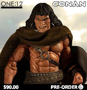Conan The Barbarian One:12 Collective Conan