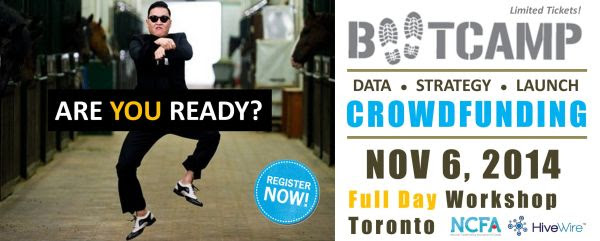 Learn Everything Crowdfunding Bootcamp Nov 6