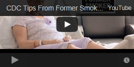 Video of the Week: CDC Tips From Former Smokers -- Terrie's Ad: Don't Smoke