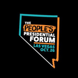 Nevada People's Presidential Forum logo