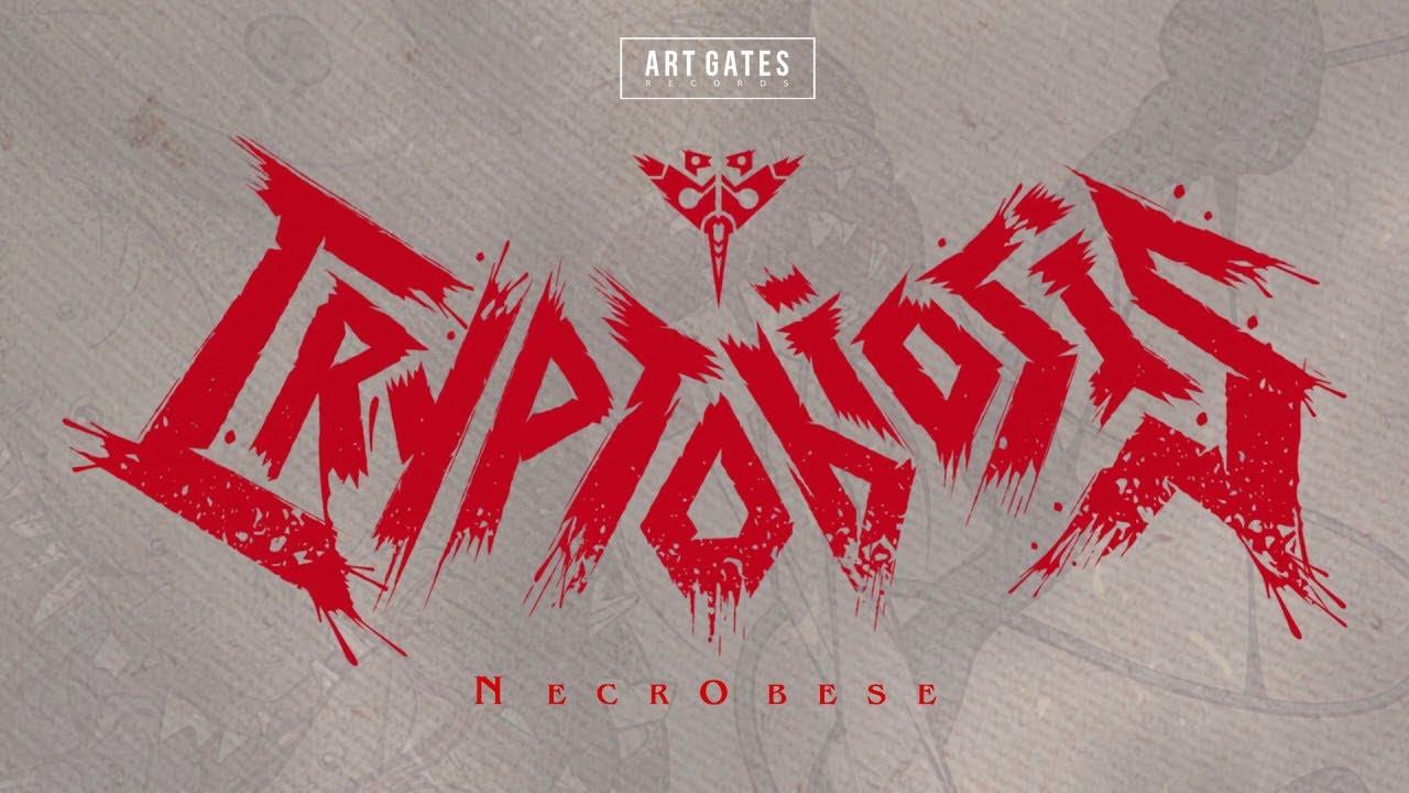 Cryptobiosis - NecrObese (Official Lyric Video)