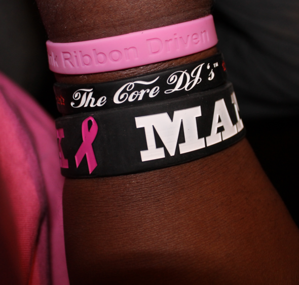 CORE DJs BREAST CANCER AWARENESS