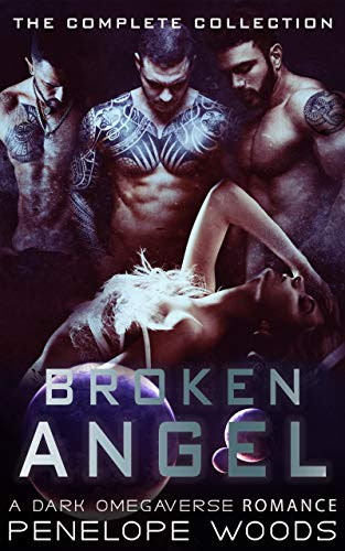 Cover for 'Broken Angel: The Complete Collection'