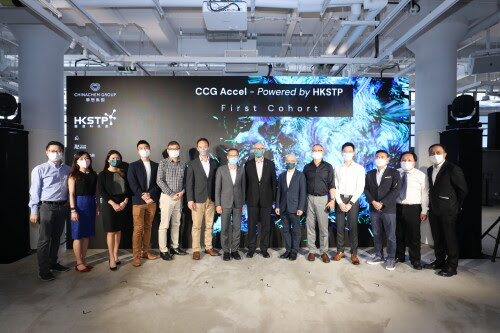 Chinachem Group and HKSTP Select 10 Tech Ventures in Pilot-first Accelerator to Test Drive Proptech Innovations at Central Market