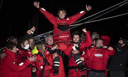 Bestaven wins Vendée Globe as dramatic sea rescue proves crucial