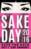 Sake Day 2016 Magenta