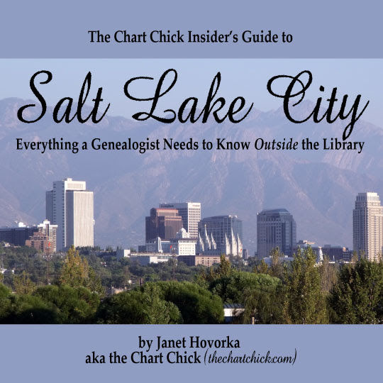 Salt Lake City Guide Book