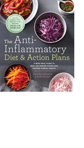 The Anti-Inflammatory Diet & Action Plans by Dorothy Calimeris and Sondi Bruner