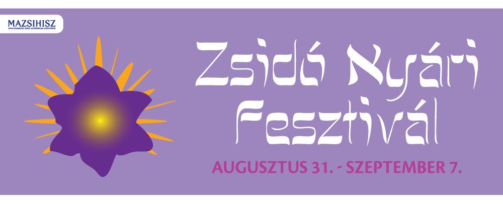 Ma kezdődik a 2014. évi Zsidó Nyári Fesztivál