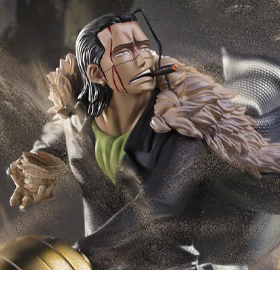 One Piece Sir Crocodile 1/4 Scale Limited Edition Statue