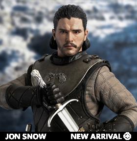 Game of Thrones Jon Snow (Season 8) 1/6 Scale Figure
