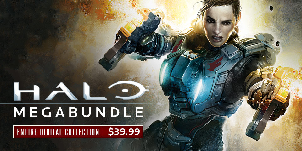 Halo Digital Sale