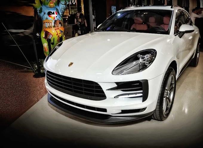 El Deslumbrante Nuevo Porsche Macan Cautiva a República Dominicana