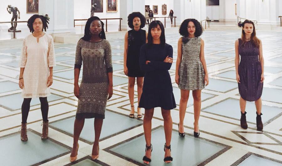 Conheça Art Army Girl, um grupo de criativos fêmeas Luta pela Igualdade de Oportunidades