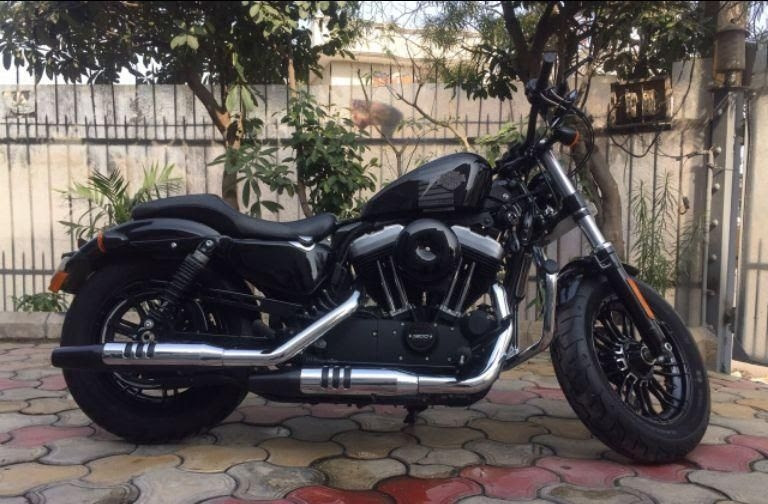 Ban Harley Davidson Forty Eight nguyen zin