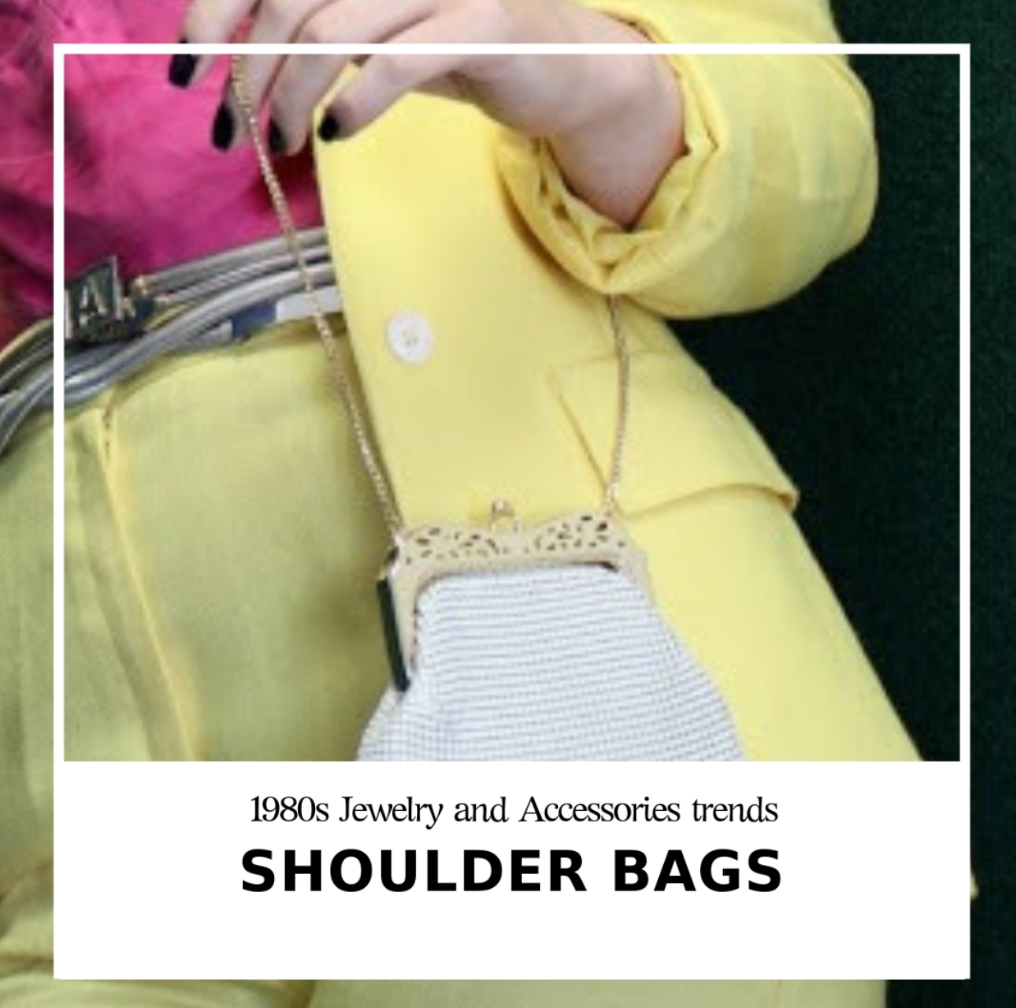 white mesh metal bag 80s shoulder bag