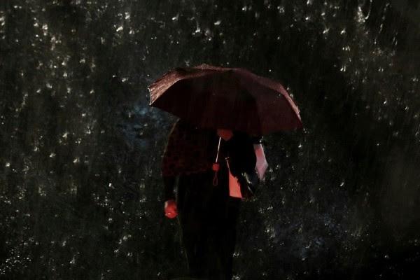 Βροχερός ο καιρός σήμερα - Αναλυτική πρόγνωση