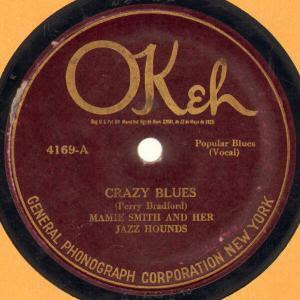 Mamie Smith Crazy Blues