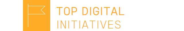 Top Digital initiative